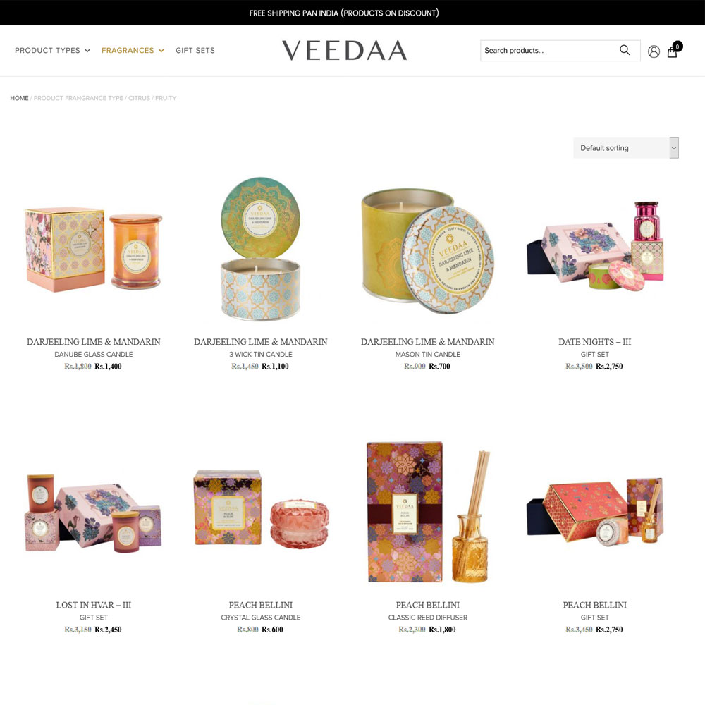 vedaa-productpage